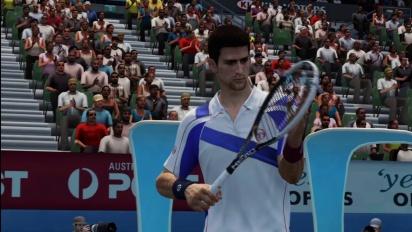 Grand Slam Tennis 2 - Launch Trailer