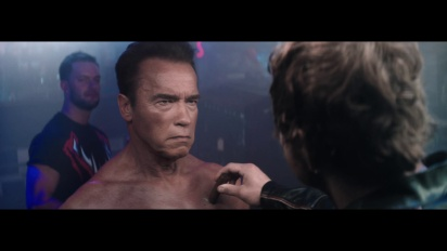 WWE 2K16 - Terminator Trailer (Deutscher Trailer)