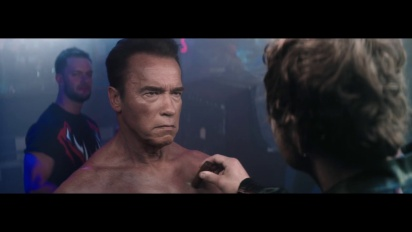WWE 2K16 - Arnold as the Terminator Pre-Order Exclusive (Englisch)