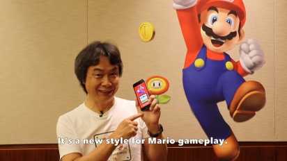 Super Mario Run - Miyamoto's Favorite Ways To Play