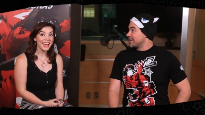 Persona 5 - Interview mit Cherami Leigh