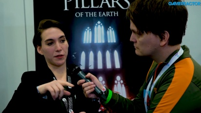 The Pillars of the Earth - Interview mit Valentina Tamer