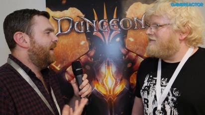 Dungeons 3 - Interview mit Christian Wolfertstetter