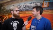 Landwirtschafts-Simulator 19 - Interview mit Martin Rabl