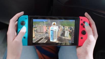 Cities: Skylines - Nintendo Switch Trailer
