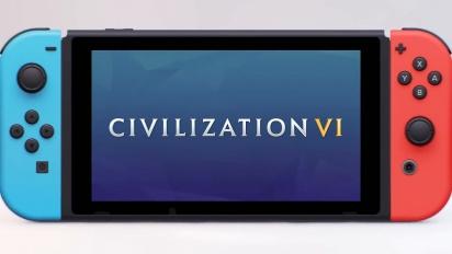 Civilization VI - Nintendo Switch Announcement Trailer