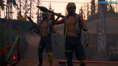 Far Cry: New Dawn - Koop-Gameplay Außenposten