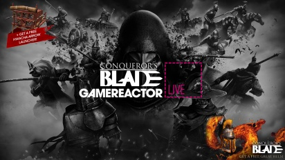 Conqueror's Blade - Season 1 'Seize the Crown' Livestream-Wiederholung