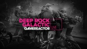 Deep Rock Galactic - Livestream-Wiederholung (Launch)