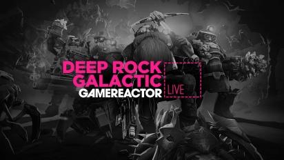 Deep Rock Galactic - Livestream-Wiederholung (Launch)