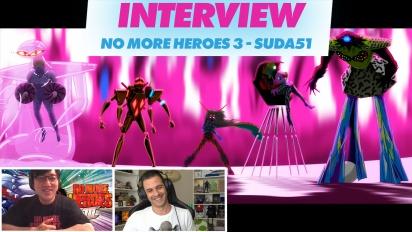 No More Heroes 3 - Interview mit Goichi 'Suda51' Suda