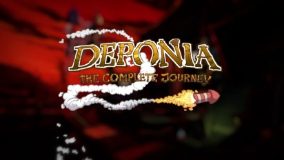 Deponia: The Complete Journey - Trailer (Englisch)