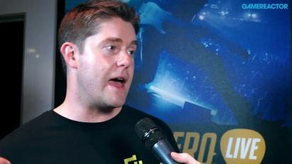 Guitar Hero Live - Interview Jonathan Napier