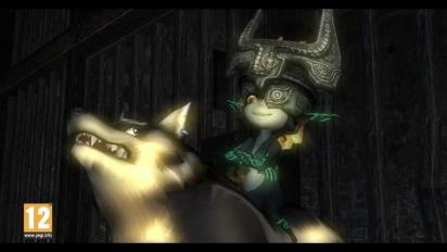 The Legend of Zelda: Twilight Princess HD - Story Trailer
