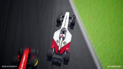 Racecraft - Launch Trailer