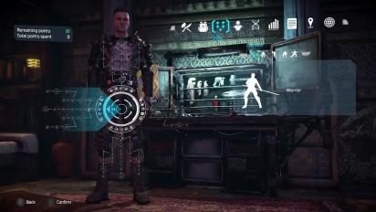 The Technomancer - Gameplay Trailer