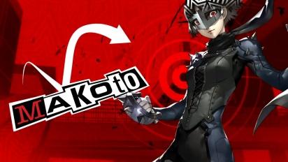 Persona 5 - Einführung von Makoto Niijima