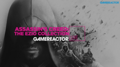 Assassin's Creed: The Ezio Collection - Livestream Replay