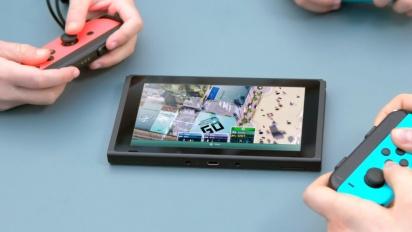 Monopoly für Nintendo Switch Ankündigungs-Trailer