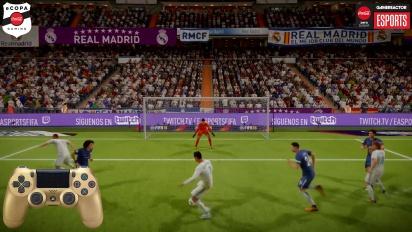 FIFA 18 - Erster Trick im eCopa-Turnier