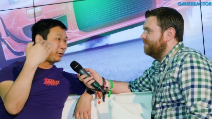 Need for Speed Payback - Interview mit William Ho