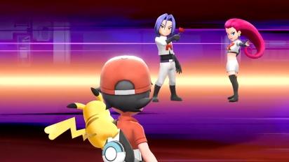 Pokémon: Let's Go Pikachu!/Let's Go Eevee! - Launch Trailer