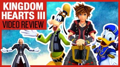Kingdom Hearts III - Video-Kritik
