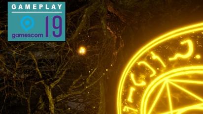 The Wizards: Dark Times - Gameplay