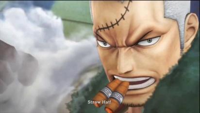 One Piece Pirate Warriors 2 - Launch Trailer