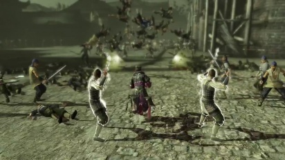 Dynasty Warriors 8: Xtreme Legends - Complete Edition - Chen Gong Trailer