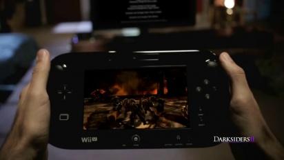 Darksiders II - Back on Wii U eShop Trailer #2