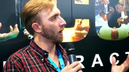 Blood Bowl 2 - Interview Gauthier Burnet