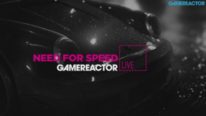 Need for Speed - Livestream-Wiederholung