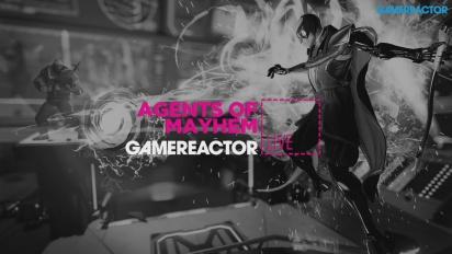Agents of Mayhem - Livestream Replay