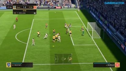Gamereactors FUT Online-Match