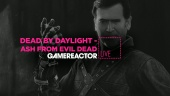 Dead by Daylight - Livestream-Wiederholung (Ash gegen die Toten)