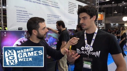 Blackstorm - Interview mit Alejandro Duchini