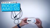 Roccat Kain 120 Aimo: Quick Look