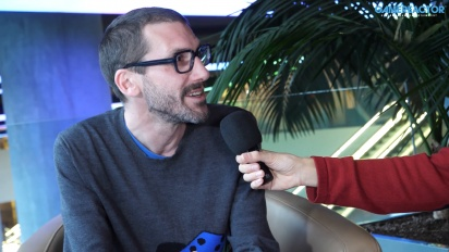 Fun & Serious Game Festival 2019 - Interview mit Ed Valiente