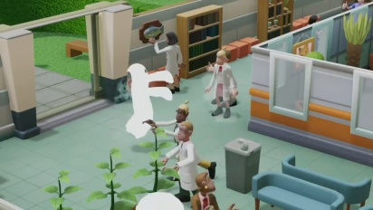 Two Point Hospital - Console Release Date