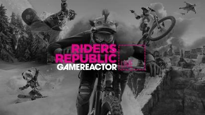 Riders Republic - Livestream-Wiederholung (offene Beta)