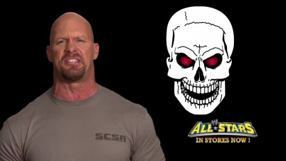 WWE All Stars - Steve Austin Trailer
