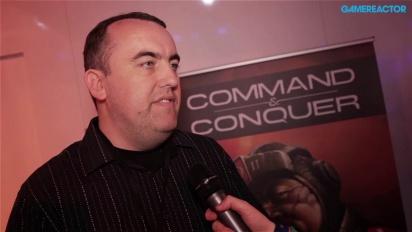 E3 13: Command & Conquer Interview Bryan Farina
