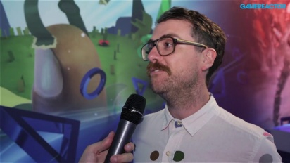 E3 13: Tearaway - Interview Rex Crowle