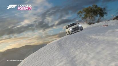 Forza Horizon 3 - Playseat Car Pack