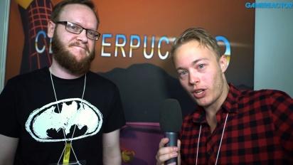 ClusterPuck 99 - Interview mit Shaun Mitchell
