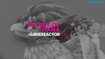 Secret of Mana: Remake - Livestream-Wiederholung