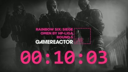 Rainbow Six: Siege Tournament Round 5 - Livestream Replay