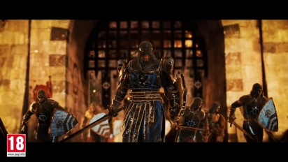 For Honor - Black Prior's Riposte Trailer