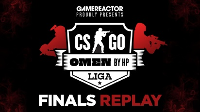 OMEN by HP Liga - CS:GO League Season 2 Finale - Livestream-Wiederholung